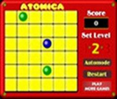 Atomica Flash Games